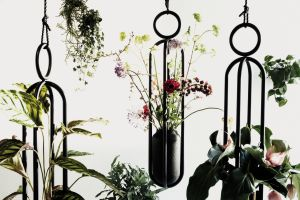 Blumenampel (© Atelier Haußmann)
