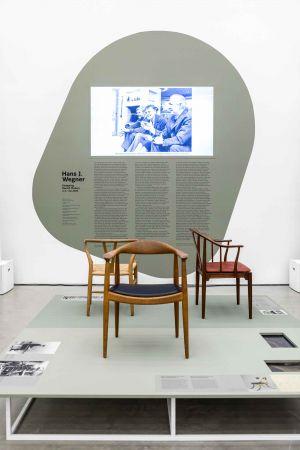Installation im Vitra Design Museum (© Bettina-Matthiessen)