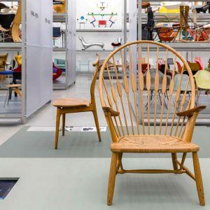 """Hans J. Wegner: Designing Danish Modern"""