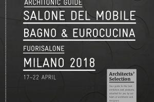 Architonic Guide Salone Del Mobile Milano 2018