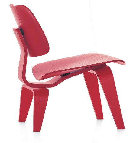 Sessel LCW rot (© Vitra)
