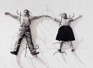 Ray & Charles Eames (© Vitra)