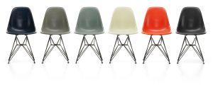 Eames Fiberglass Chair (© Vitra)