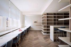 Projekt: Kanzlei Noerr LLP Hamburg (© Mark Seelen)