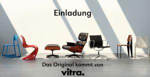 Vitra-Roadshow im Gärtner-Showroom (© vitra)