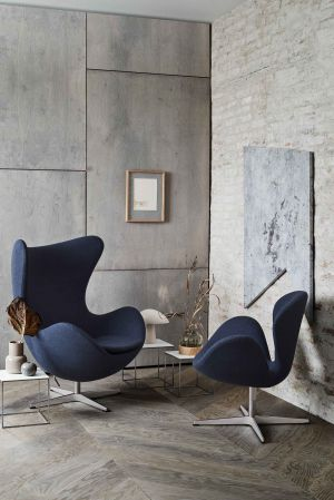 Egg und Swan Chair  (© Fritz Hansen)