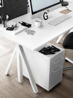 Orgatec 2018 - Visionäre Konzepte für die Welt der Arbeit (© String Furniture AB)