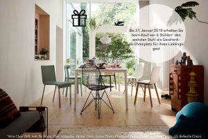 6. Stuhl geschenkt (© Vitra)