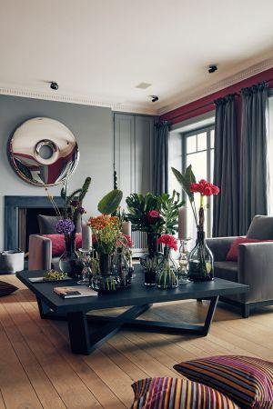 Maisonette Wohnung Farbenfrohen Akzenten | Preview Imm Cologne 2019 Gartner Internationale Mobel