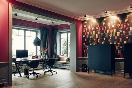 Projekt: Villa in Othmarschen (© Jonas von der Hude)