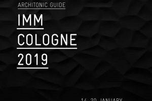 Architonic Guide imm 2019