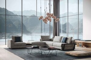 Sofa Living Landscape (© Walter Knoll)