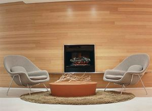 Sessel Womb Chair (© Knoll International)