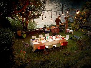 Unser Service: Der Hochzeitstisch (© Vitra)