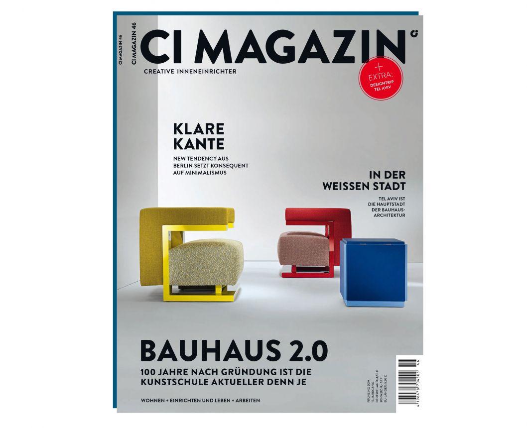 Das neue CI Magazin Nr. 46 ist da