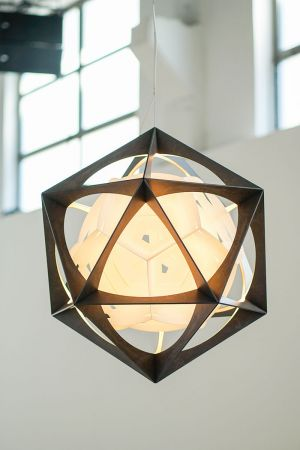 Hängeleuchte Quasi Light (© Olafur Eliasson/Louis Poulsen)