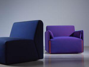 """Modularen Sitzsystem """"Costume"""" von Stefan Diez  (© Magis)"""