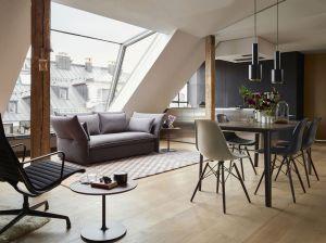 Aluminium Chair EA 116 (© Vitra)