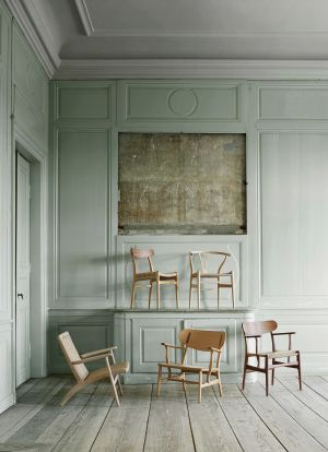 The Five First Masterpieces (© Carl Hansen)