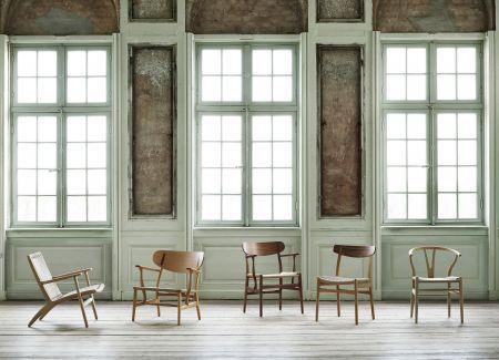 The Five First Masterpieces (© Carl Hansen)