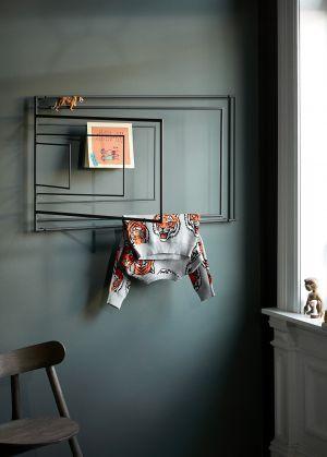 Zeitschriften- und Handtuchhalter Frame  (© Northern)