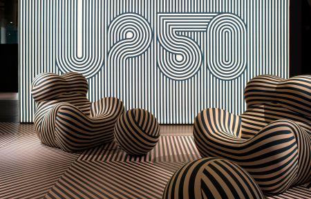 "Der Sessel ""Up"" wird 50 (© B&B Italia)"
