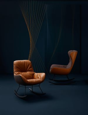 Sessel Leya Rocking Chair (© Janua/Freifrau)
