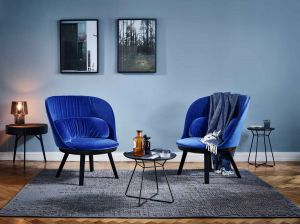Sessel Rubie Easy Chair (© Janua/Freifrau)