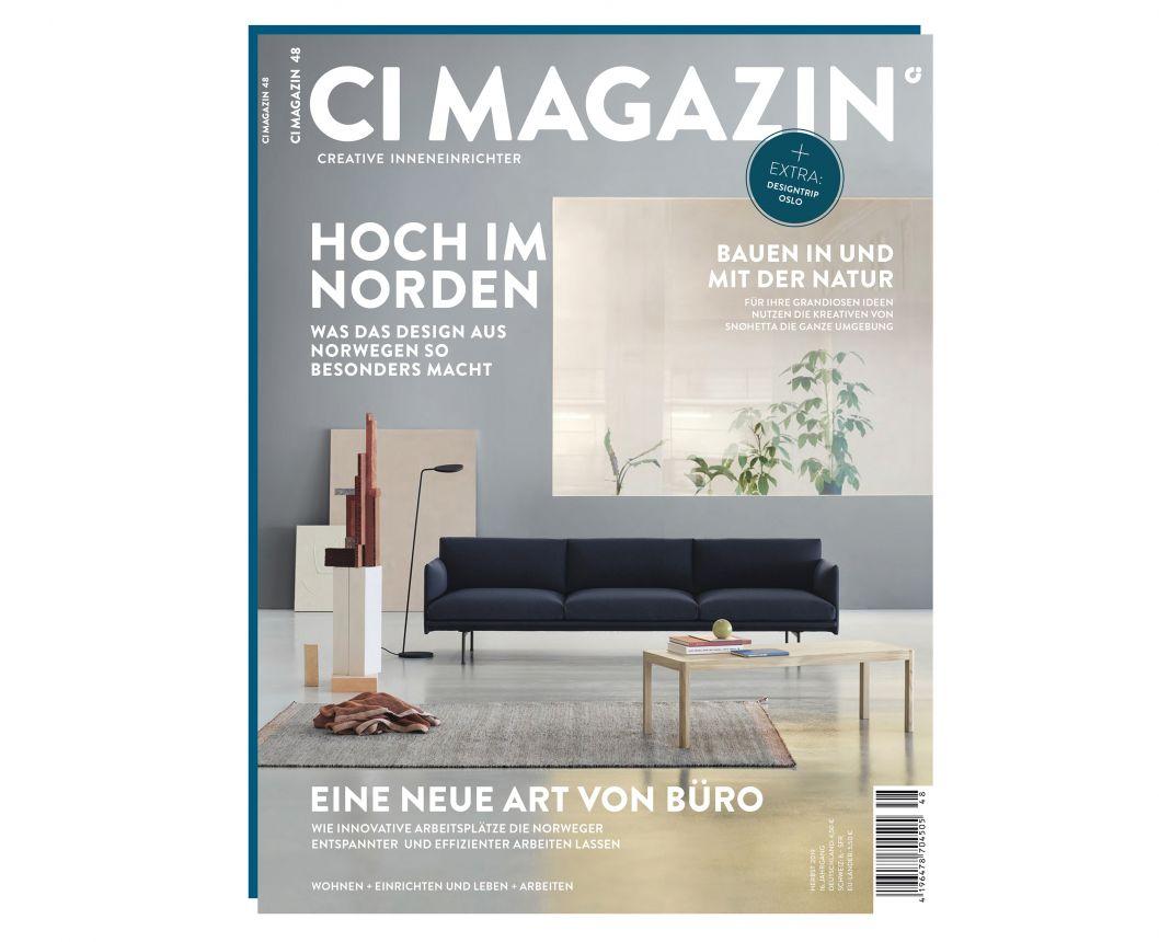 Das neue CI Magazin Nr. 48 ist da