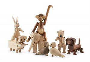 Holztier-Familie (© Rosendahl Design Group)