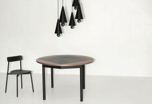 Tisch Tavla von POOL für Petite Friture (© Petite Friture)