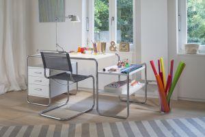 Tisch S 285, Stuhl S 33 (© Thonet)