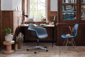 Eames Pivot Armchair (© Vitra)