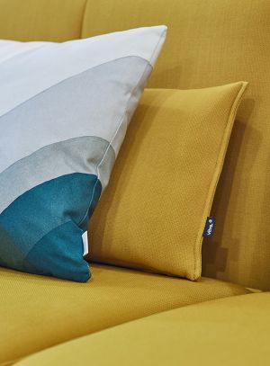 Sofa Soft Work - Vitra, Herringbone Pillow - Vitra (© Silke Zander)