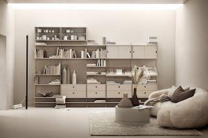 """Die Geschichte hinter dem """"String""""-Regal (© String Furniture)"""