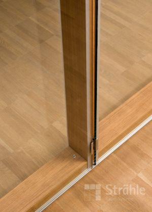 Trennwandsystem T (© Hubert Fotodesign)