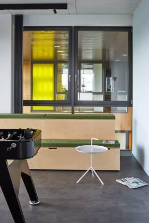 Ernst & Young GmbH - Pausenraum