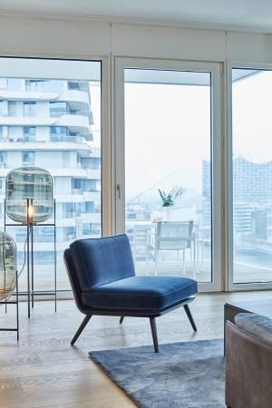 Wohnung I im Strandhaus in der Hafencity