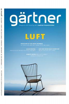 Gärtner CI Magazin & Katalog 2021/01